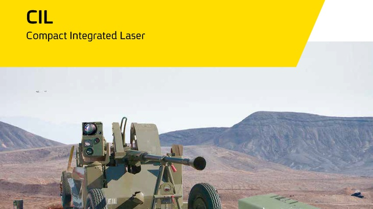 Compact Integrated Laser- CIL