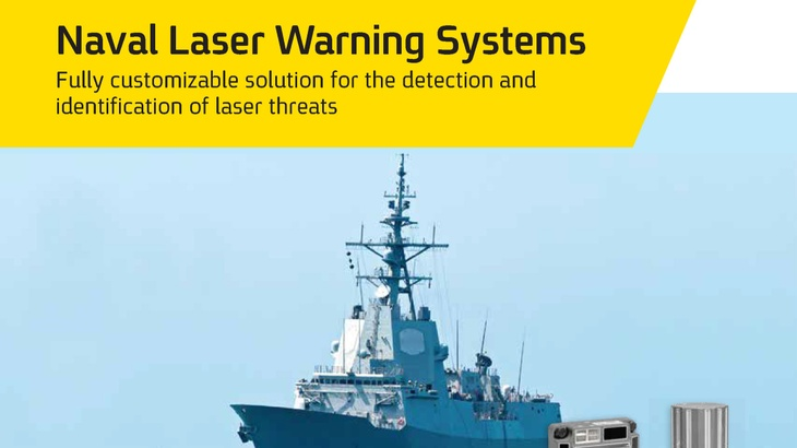 Naval Laser Warning System