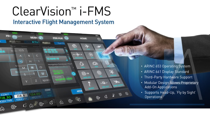 ClearVision<sup>TM</sup> i-FMS