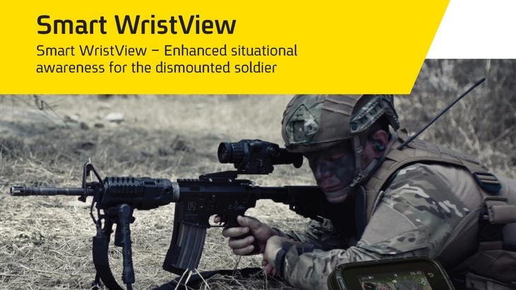 Smart WristView