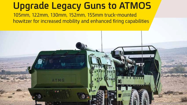 Artillery Systems Upgrade
