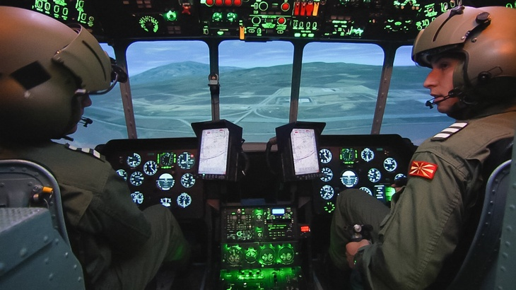 Military Pilot Training Solutions - Rotary Wing