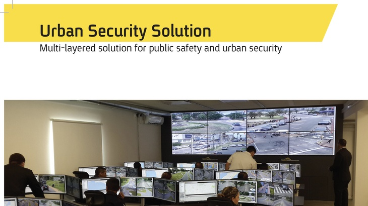 Urban Security Solution