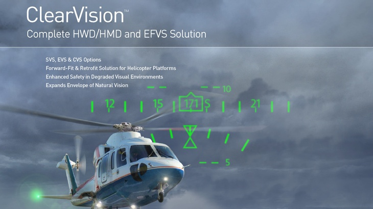 ClearVision<sup>TM</sup> - Helicopters