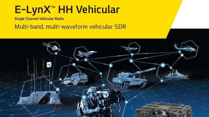 E-LynX™ HH Vehicular