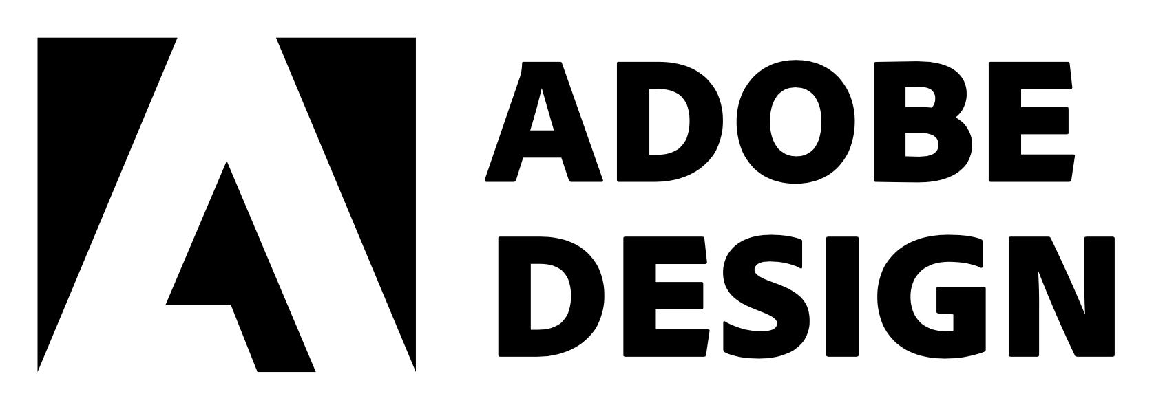 Adobe design logo