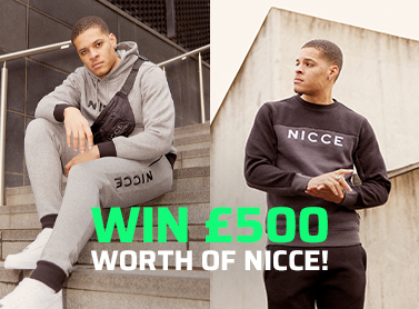 Win 500 pounds worth of Nicce