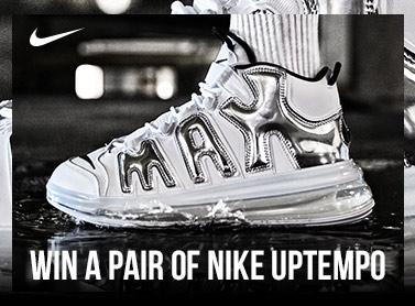 Win Nike Uptempo