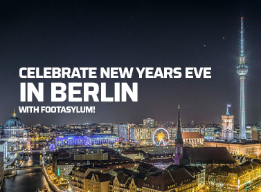 See in 2020 with New Year's Eve in Berlin