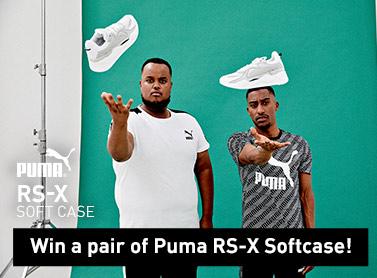 Win Puma Softcase