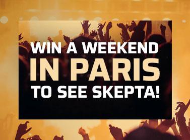 Head To Paris For A Top Festival With Footasylum