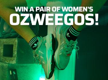Win a pair of women's Ozweegos