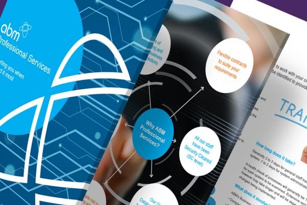 Corporate Literature & Brochure Design
