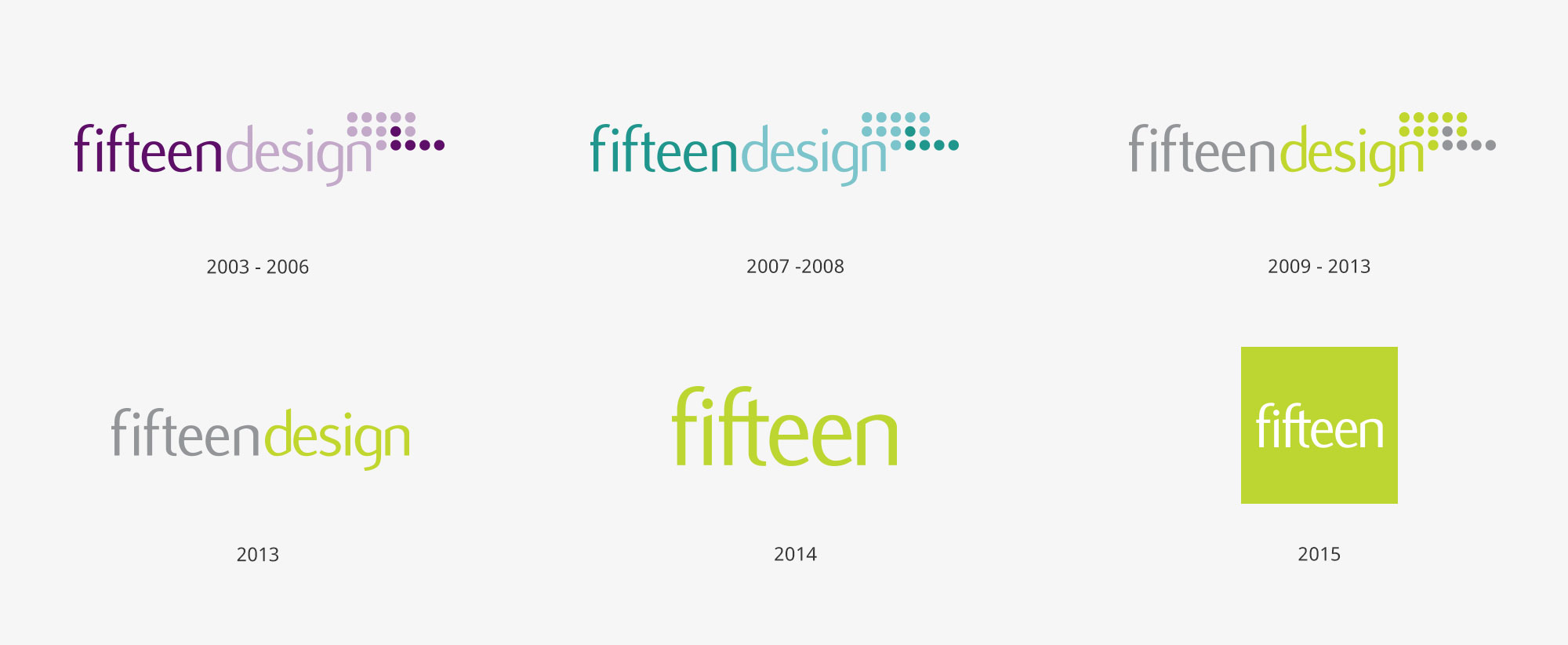 logo progression