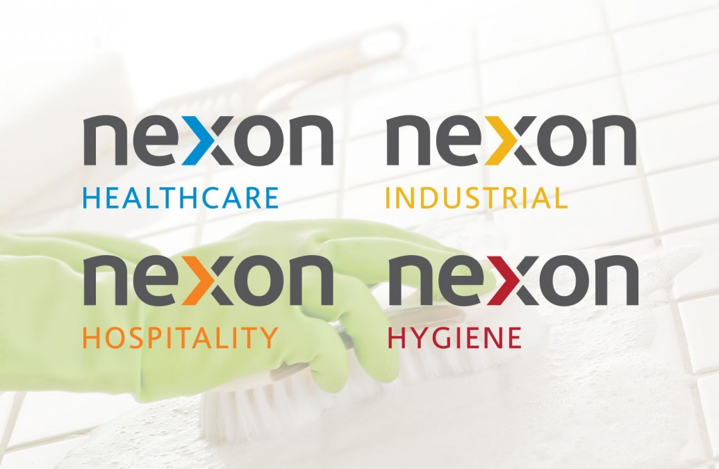 New Brand Identity for Lincoln Cleaning Supply Company, Nexon