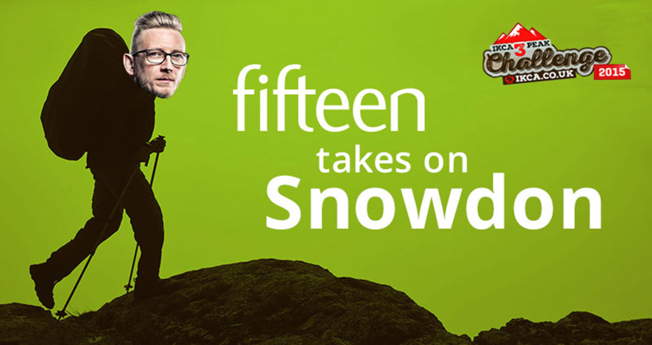 Ollie takes on Snowdon, the Update