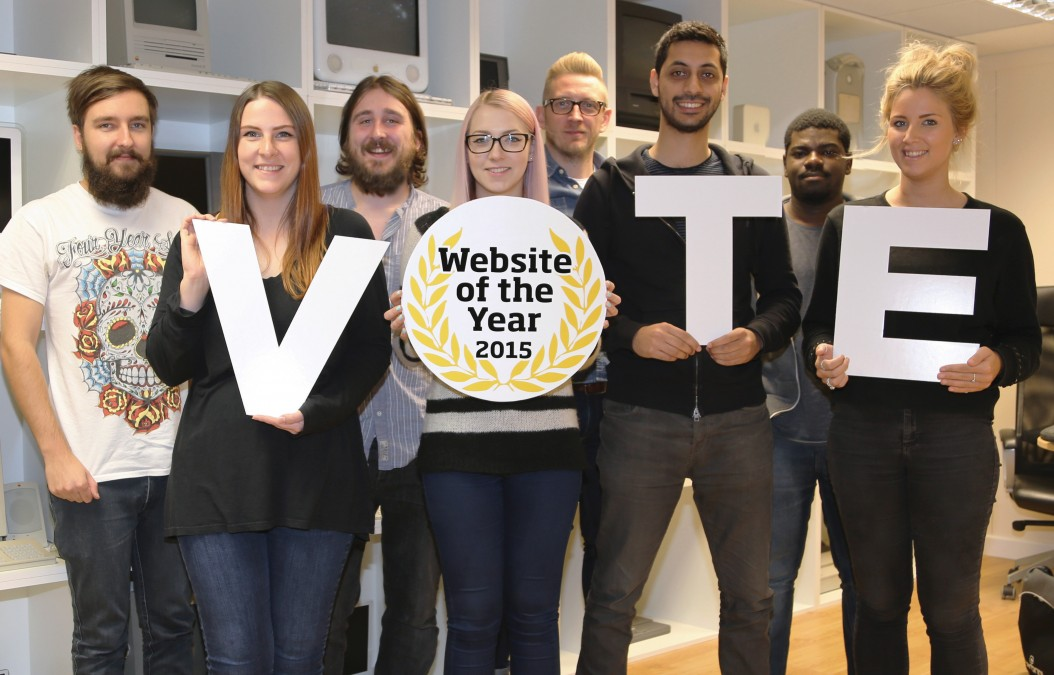 Website of the Year Awards 2015 – Voting Now Open!