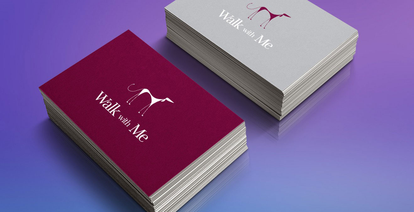 Designing a business card that won't get thrown away