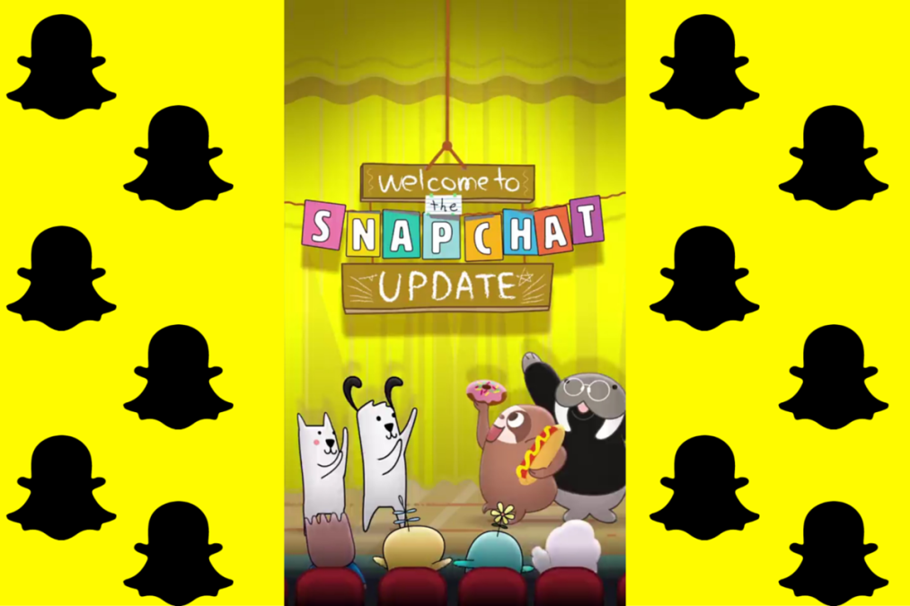 "Snapchat Update – ""Chat 2.0"" Makes Chat More Snappy"