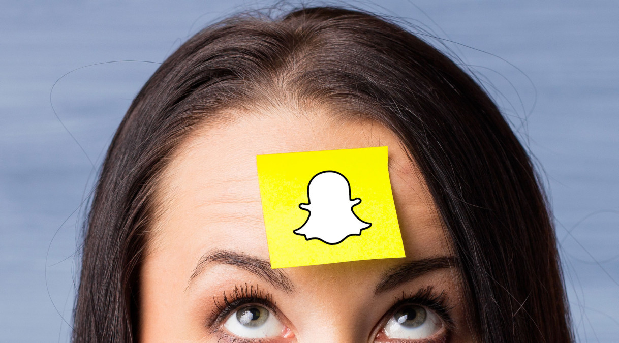 Stickers come to Snapchat