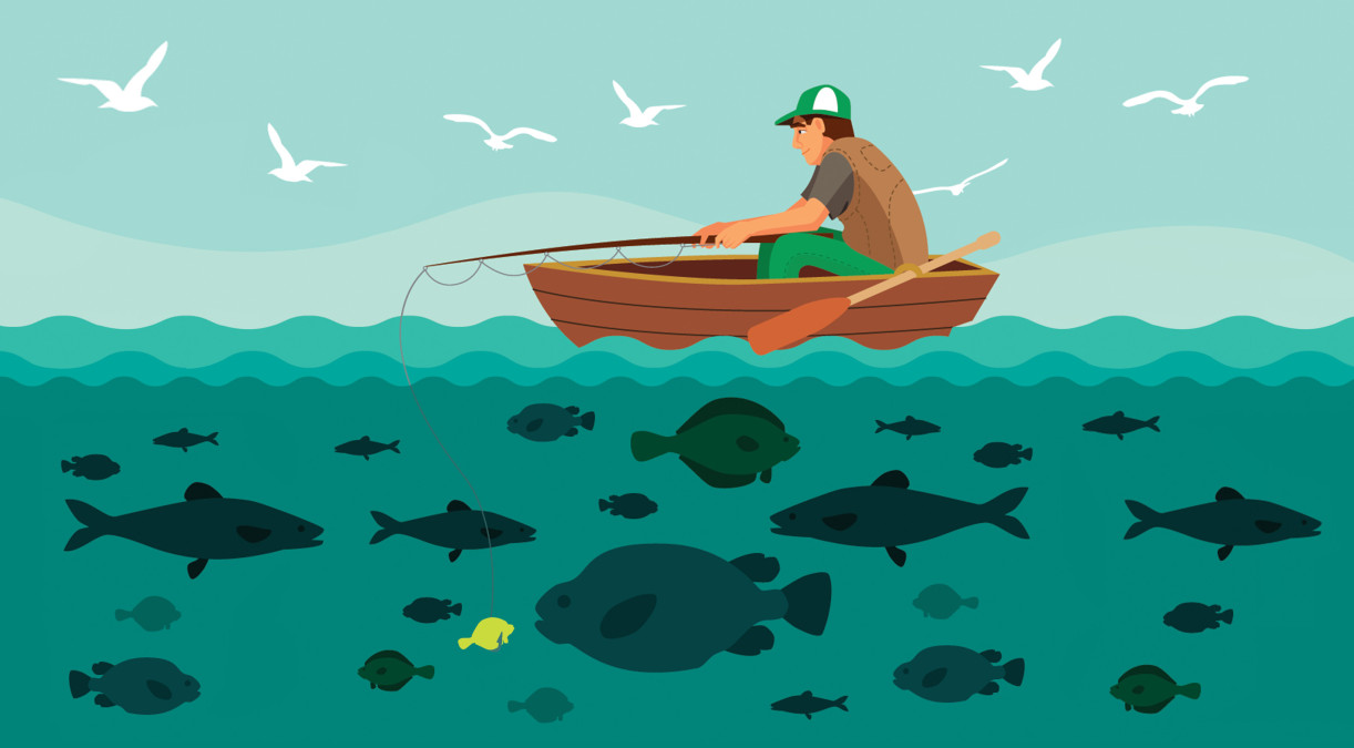 Fishing for Talent – We are on the Lookout!