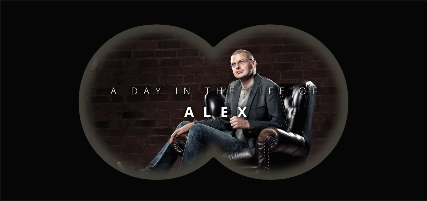 A Day in the Life of a Web Developer – Alex Walker
