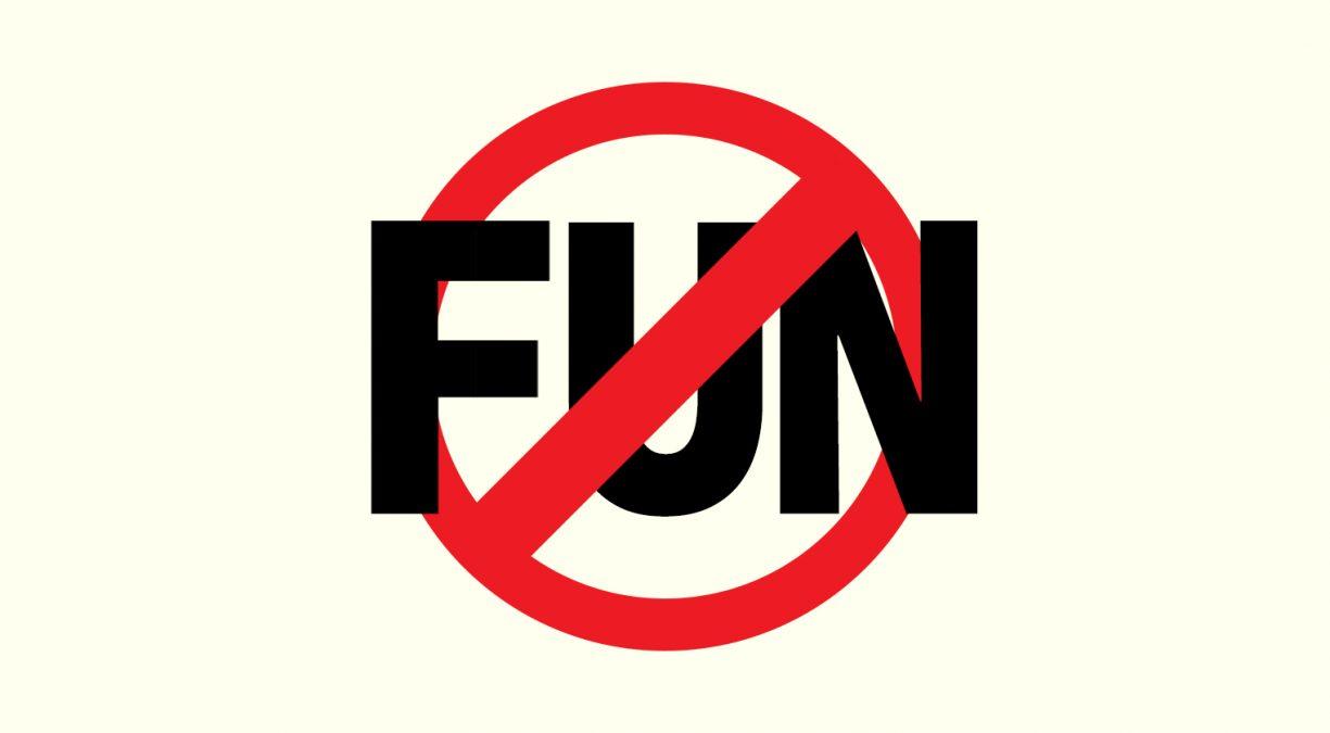 Google and Facebook to Ban Fun