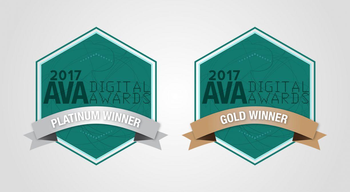 Fifteen Picks Up Three AVA Digital Awards!