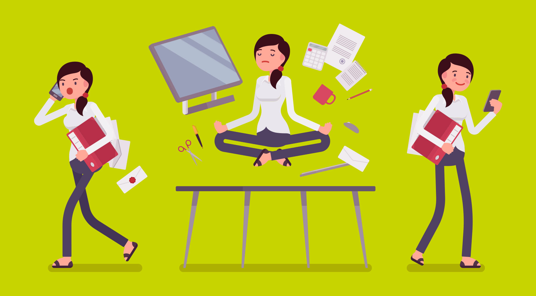 an overview of the stress management in the international workplace Overview the legal duty  employers can use the 6 essentials of workplace wellbeing as a  organisational commitment to stress management is essential to the.