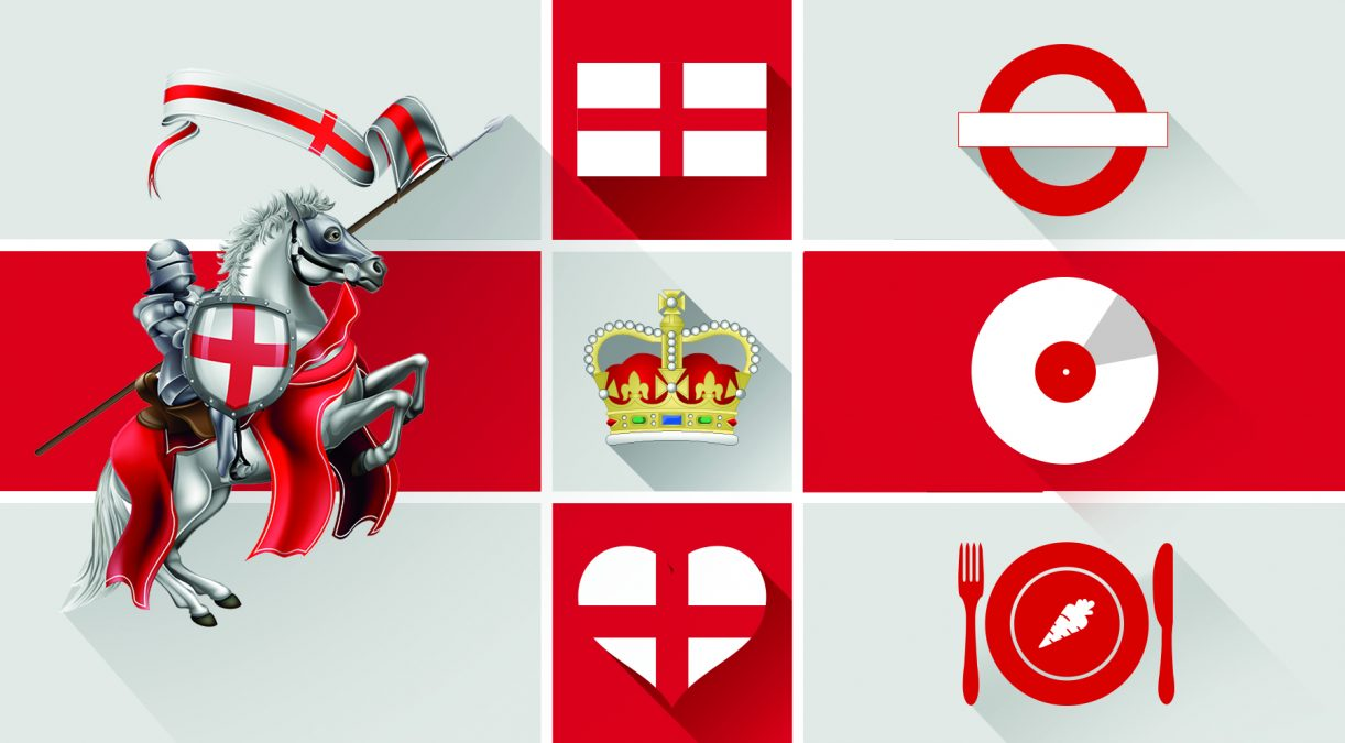 St George's Day – Looking Back At Iconic British Graphic Designers