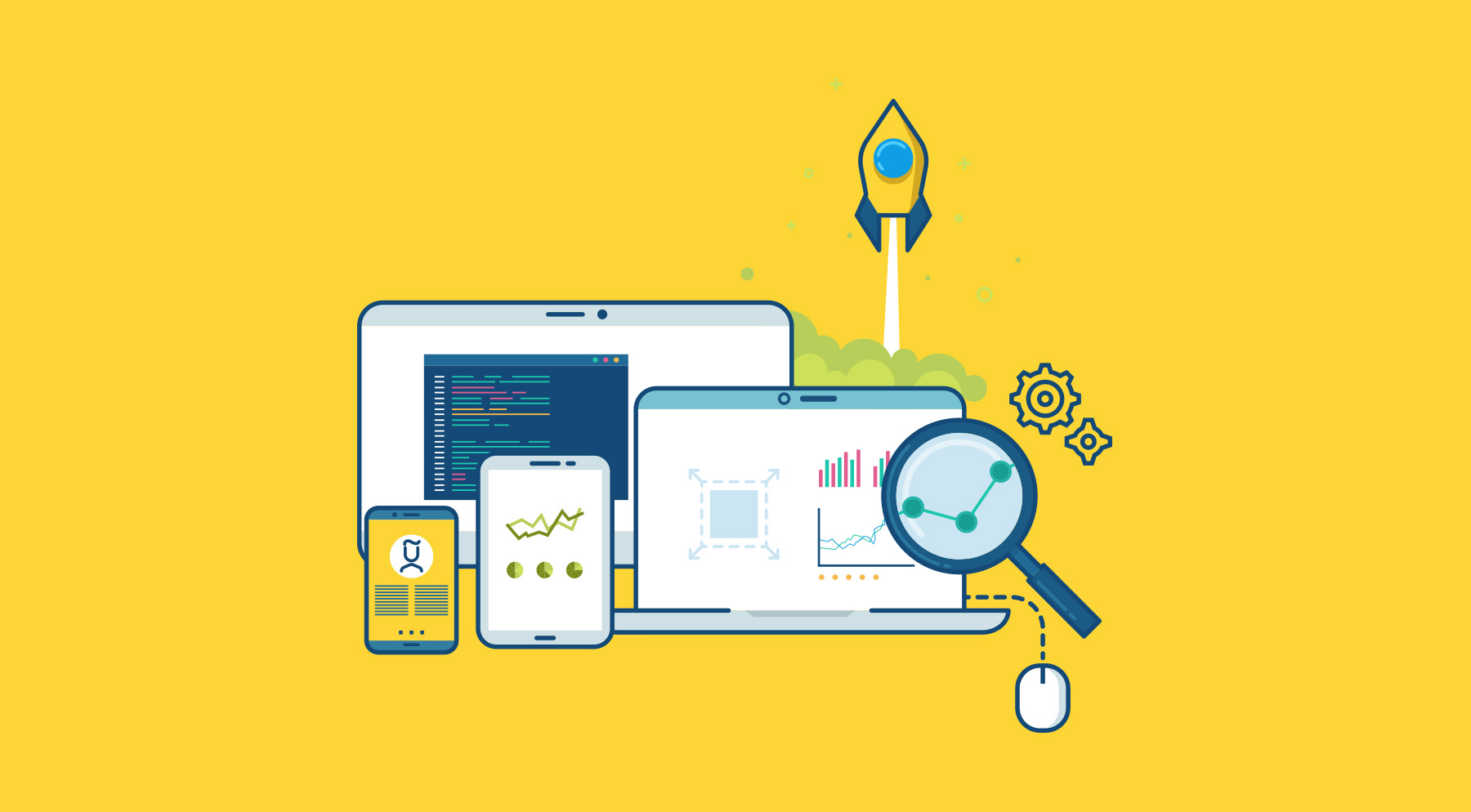 5 important factors to consider when launching a website ...