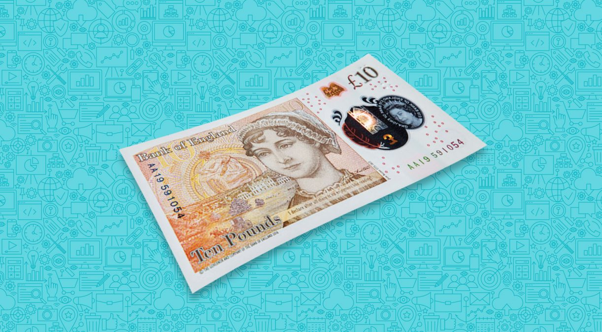 Marketing on a Budget – or 10 Ways to Spend A Tenner