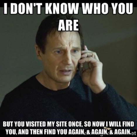 Liam Neeson SEO Meme