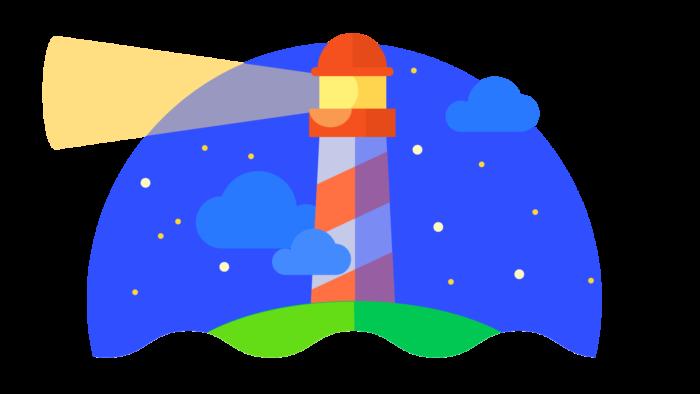 Google Lighthouse Image