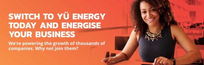 Yu Energy Hero Banner