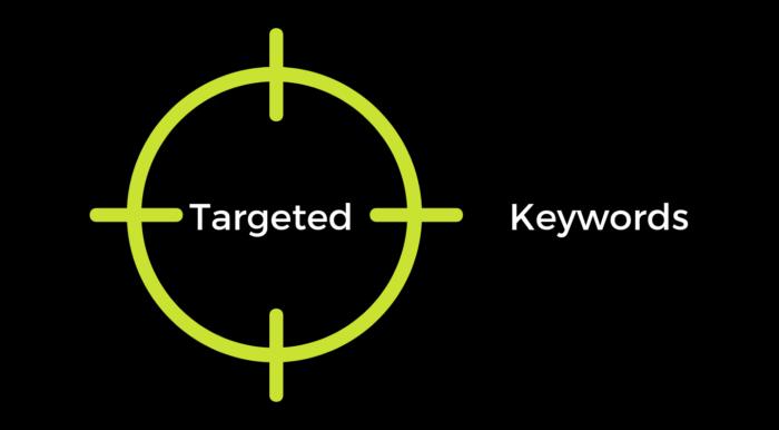 Targeted Keywords