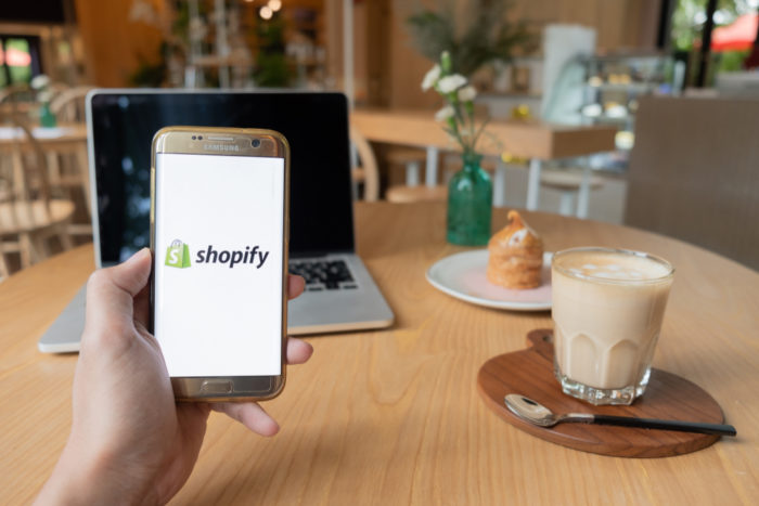 Shopify Partners with Klarna