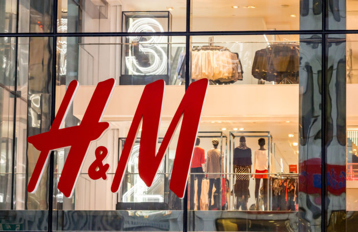 Partnership with H&M