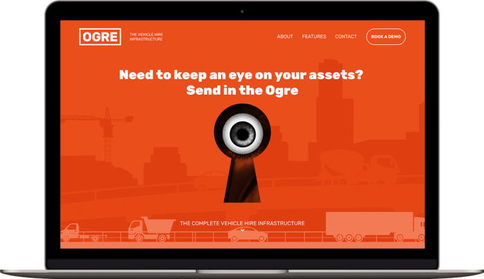 Ogre 365 website