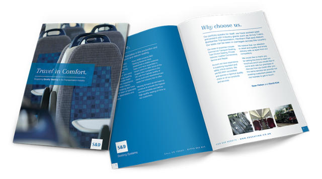 Printed Brochure Design Ideas