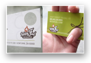 Printed Business Card Ideas