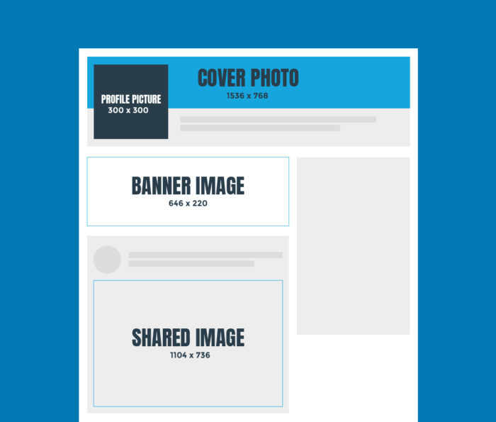 Linkedin Social Image Sizes 2019