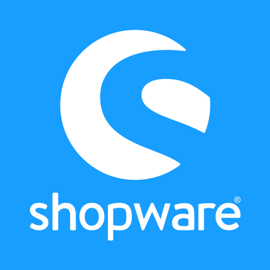 Shopware logo Source www.bow-agentur.de