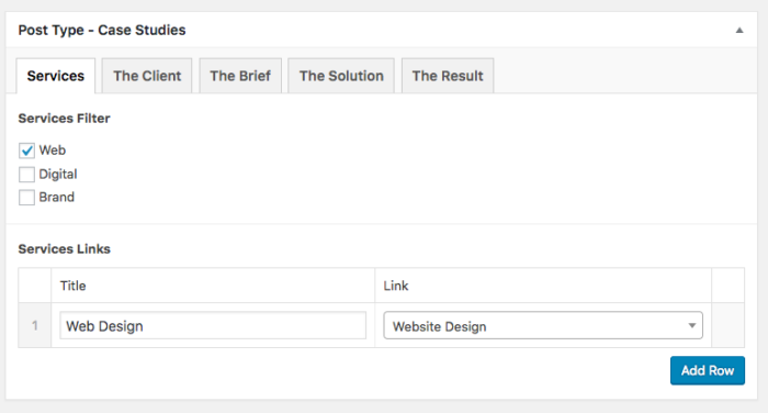 Case Study Example Fifteen Design WordPress Guide