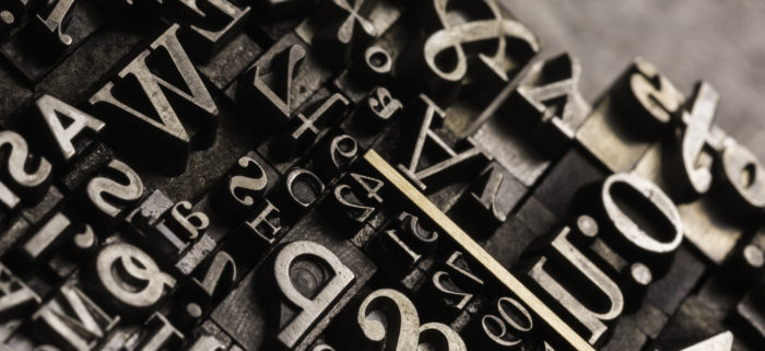 Printing Press Keys