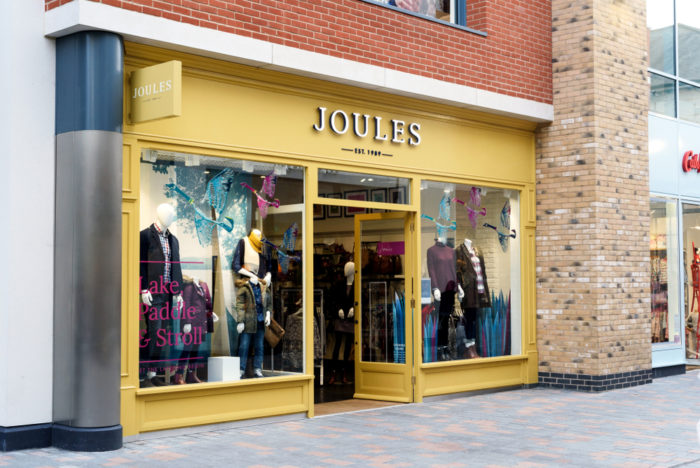 Joules Rebirth Market Insite