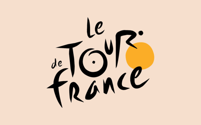 tour-de-france Logo Design
