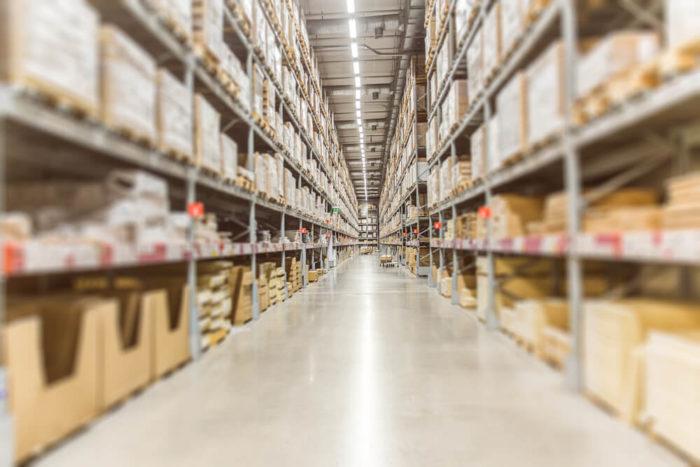 Amazon Warehouse Fifteen Design