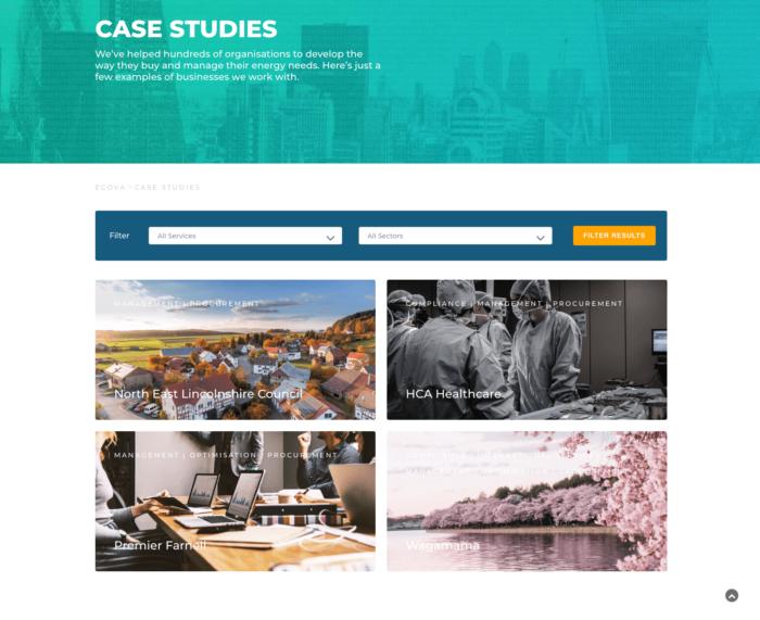 Ecova Case Study Example