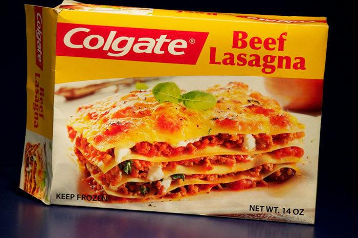 Colgate Beef Lasagna